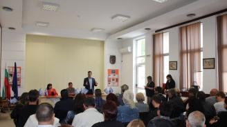 Асим Адемов: Доверието на ЕС към правителството на ГЕРБ гарантира фондовете, с които преобразяваме България
