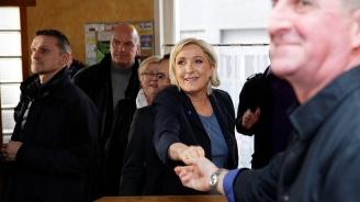 Марин Льо Пен подкрепи крайнодесните в Словакия