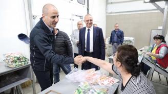 Цветанов: Победа за ГЕРБ на европейските избори ще означава пълна катастрофа за БСП