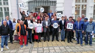 Емил Радев в Тутракан: Европрограмите ускориха развитието на българските общини
