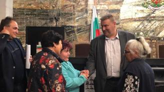 Емил Радев в Тервел: Чрез еврофондовете създаваме условия българите зад граница да се върнат в родината