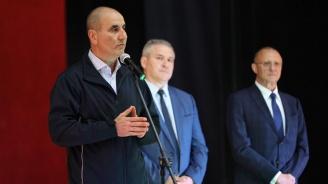 Цветанов: На 26 май трябва да подкрепим силния отбор на ГЕРБ и водача на листата Мария Габриел