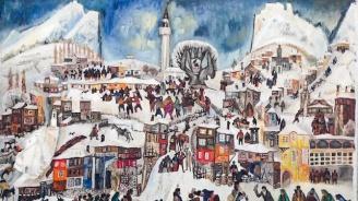 Уникална българска изложба в Париж
