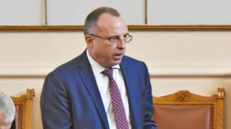НС ще гласува оставката на Румен Порожанов