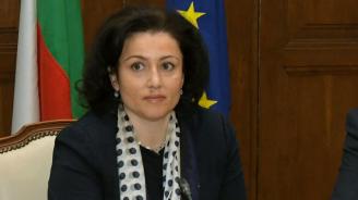 Десислава Танева е новият министър на земеделието. Вижте първите ѝ думи