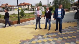 Кандидатът за евродепутат Младен Шишков се срещна с жители на Костинброд и актива на ГЕРБ