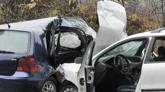 69-годишен мъж загина след челна катастрофа край Ловеч