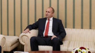Румен Радев ще се срещне с председателя на ВАС