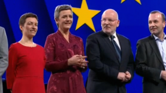 Вижте какво бъдеще на ЕС очертаха водещите кандидати за следващ председател на ЕК