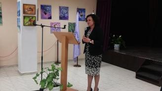 Кандидатът за евродепутат от ГЕРБ Ивелина Василева ще се срещне с  жители на Aйтос на 17 май