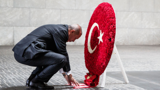 Турция няма място в ЕС и НАТО