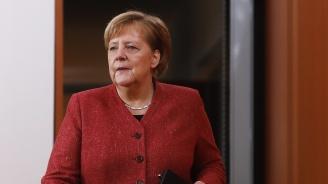 Меркел: Тревожа се за Европа и искам да гарантирам бъдещето ѝ
