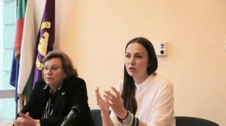 Кандидатът за евродепутат от ГЕРБ Ева Майдел: Европа няма нужда от революция, а да си върне духа и оптимизма