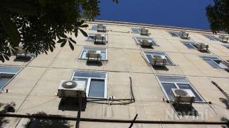 Махат климатиците от фасадите на сградите в София