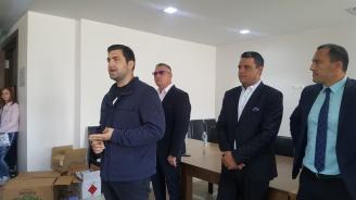 Андрей Новаков пред превозвачи в Пловдив: Ще продължа да отстоявам правото ви да работите нормално в ЕС