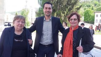 Марин Захариев в Мадан: Добрата среда за живот тук се дължи на десетките реализирани европейски проекти