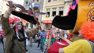 В Габрово ще се проведе карнавално шествие
