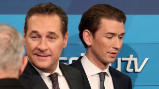 Скандалът с вицеканцлера Щрахе разклати правителството в Австрия