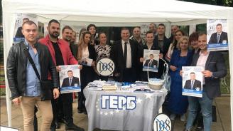 """Емил Радев в район """"Приморски"""": Каузите на Варна имат моята безрезервна подкрепа"""