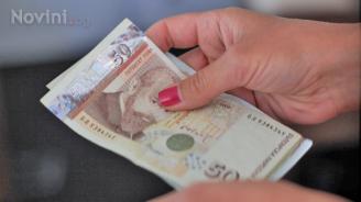 Със средна заплата от 1015 лева Разградска област заема осмо място в страната