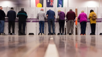 Приключи гласуването на парламентарните избори в Австралия
