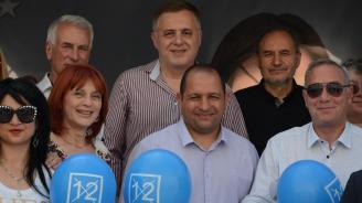Младен Шишков в Пловдив: Повишаването на доходите е важен приоритет в работата ни