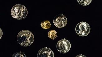 Откриха рядка римска монета при ремонт на британска магистрала