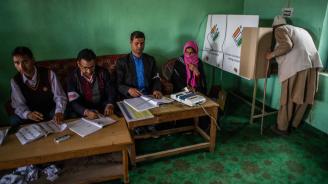 Започна последният етап от парламентарните избори в Индия