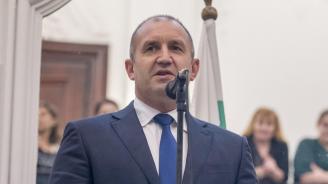 Румен Радев: Не каня магистрати вкъщи или на тайна вечеря