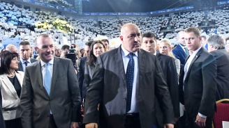 Бойко Борисов: Ние сме като Кобрата, когато ни ударят - ставаме и продължаваме напред