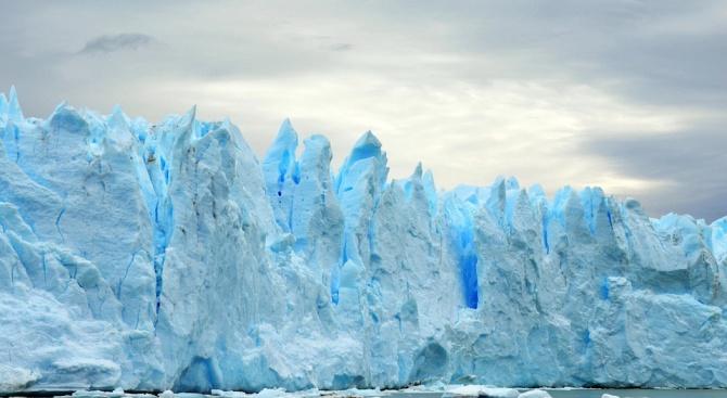 Ледниците в Западна Антарктида стават все по-нестабилни, сочат резултатите от