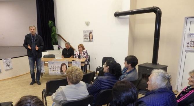 Кандидатът за евродепутат от ГЕРБ д-р Иво Ралчовски: Моята кауза е Северозападът