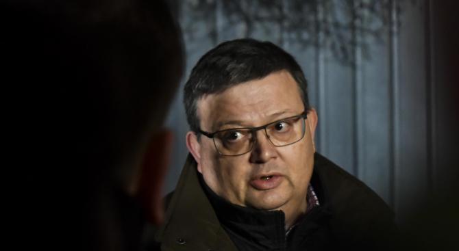 Сотир Цацаров със становище заради материал за негов имот