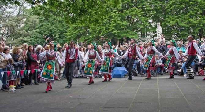 Отбелязаха с фестивал Деня на българската писменост в Лондон