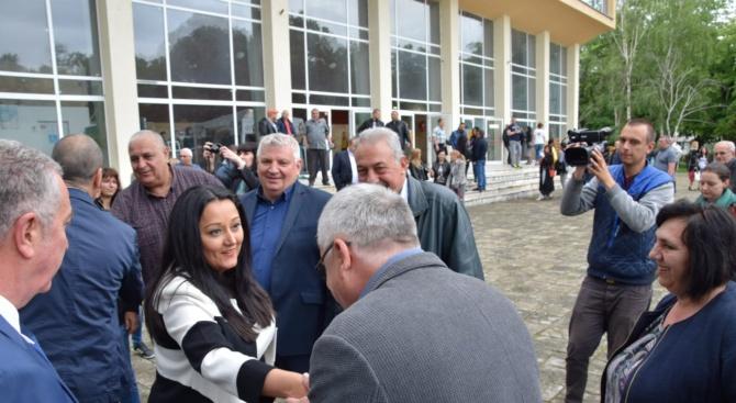 Лиляна Павлова: Изграждането на пътя Видин-Ботевград е най-важната ни задача за развитието на региона