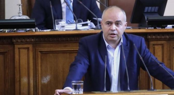 """От """"Телетол"""" АД поискаха извинение от Георги Свиленски или да напусне НС"""