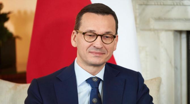 Полският премиер Матеуш Моравецки разгневи еврейската общност, заявявайки, че изплащането