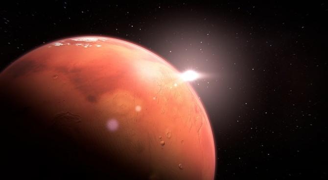 Докато човекът кацне на Марс ще минат години, но преди