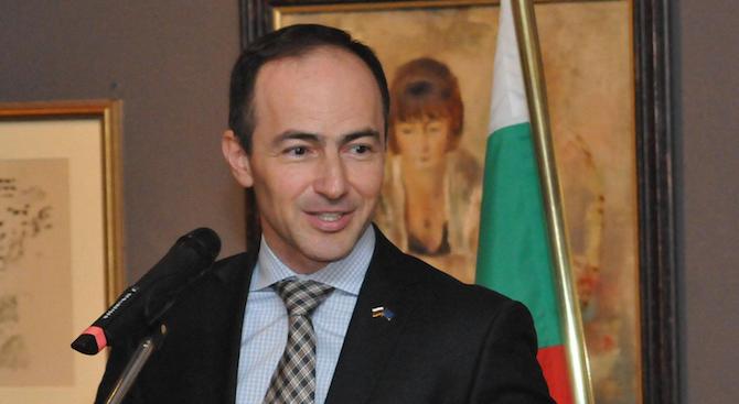 Кандидатът за член на Европейския парламент от листата на ГЕРБ