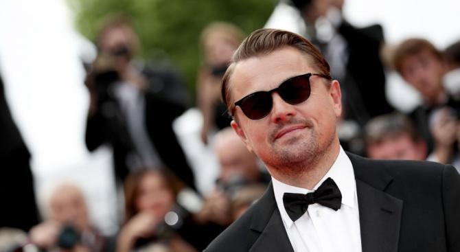 Холивудската звезда Лео ди Каприо мечтае да живее във времена,