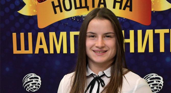 Шампионката по борба Биляна Дудова проговори за опита за самоубийство