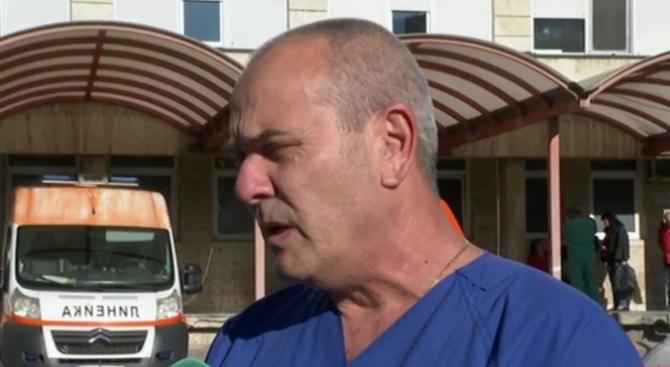 Простреляната в Шумен 26-годишна жена е оперирана и е в