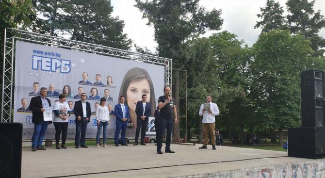 Трябва да следваме европейския път, по който върви България, и