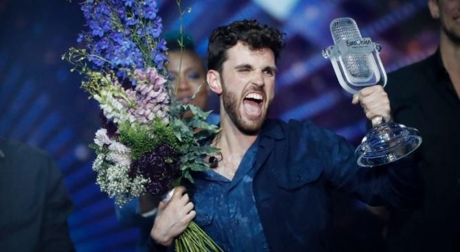 По-малко от седмица след грандиозния финал на Евровизия в Тел