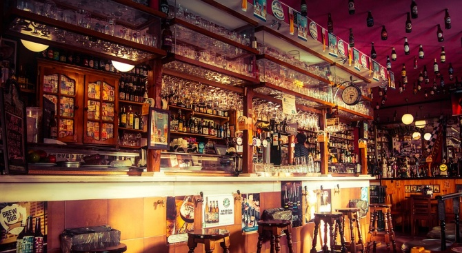Немислимо ли е да има пъб без алкохол в Ирландия?