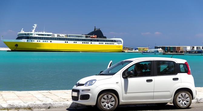Търговията с коли в Гърция тръгна нагоре