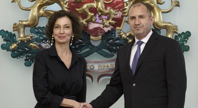 България ще продължи да работи активно в рамките на ЮНЕСКО