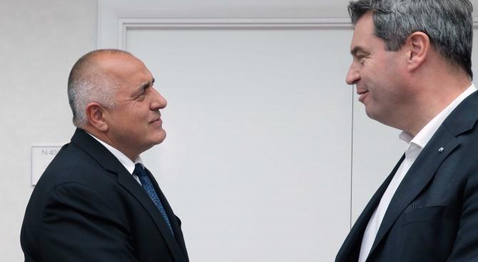Премиерът в Мюнхен: Отношенията между България и Германия са отлични