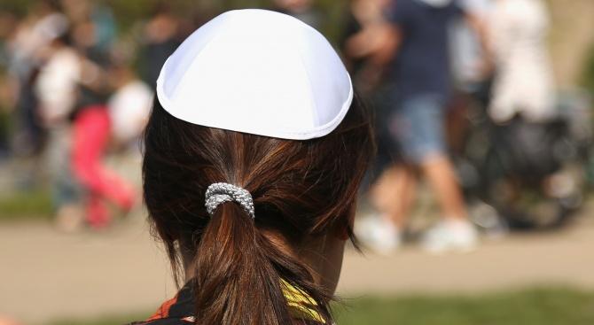 От германского правителство към евреите: Не носете кипа навсякъде