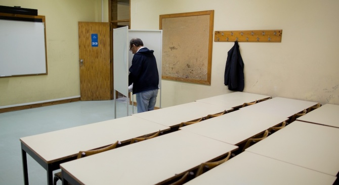 ЦИК: Процесът по предаване на изборните книжа и материали върви нормално